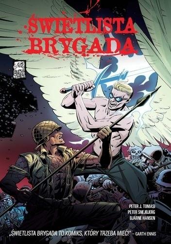 Okładka książki Świetlista Brygada