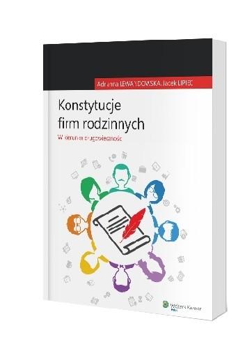 Okładka książki Konstytucje firm rodzinnych. W kierunku długowieczności