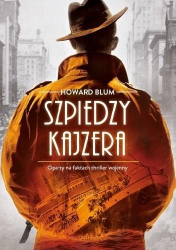 Okładka książki Szpiedzy Kajzera