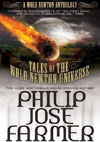 Okładka książki Tales of the Wold Newton Universe