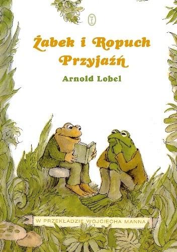 Okładka książki Żabek i Ropuch. Przyjaźń