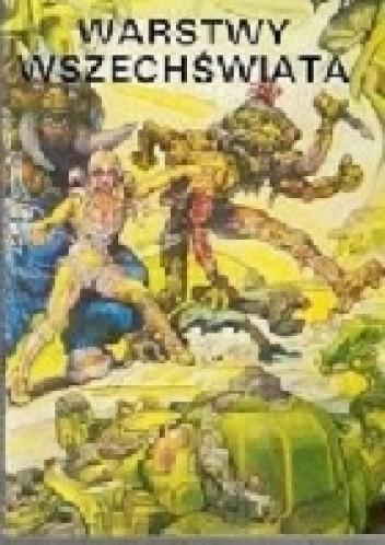 Okładka książki Warstwy wszechświata