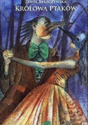 Okładka książki Królowa Ptaków