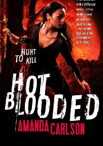 Okładka książki Hot blooded