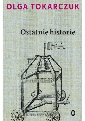 Okładka książki Ostatnie historie