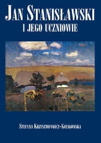 Okładka książki Jan Stanisławski i jego uczniowie