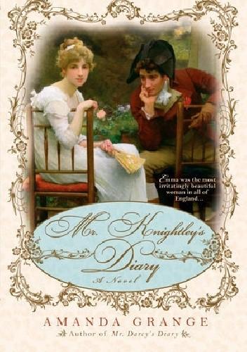 Okładka książki Mr. Knightley's Diary