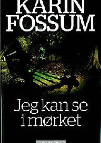 Okładka książki Jeg kan se i morket