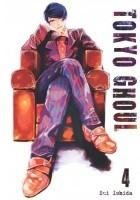 Tokyo Ghoul tom 4