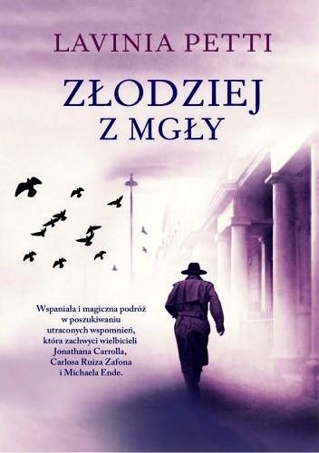 Okładka książki Złodziej z mgły