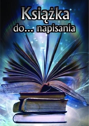 Okładka książki Książka do napisania