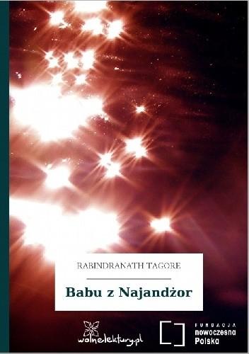 Okładka książki Babu z Najandżor