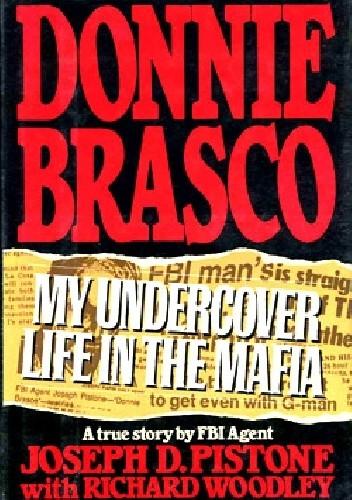 Okładka książki Donnie Brasco