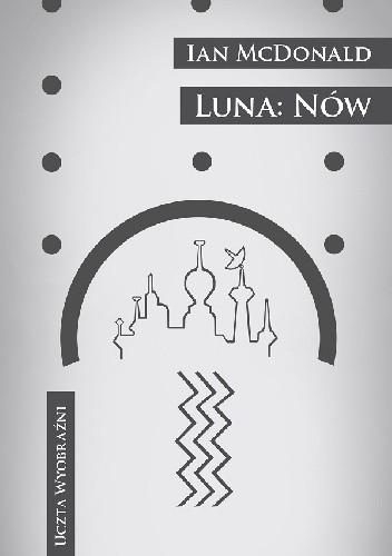 Okładka książki Luna: Nów