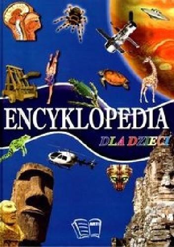Okładka książki Encyklopedia dla dzieci