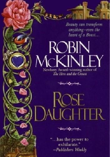 Okładka książki Rose Daughter