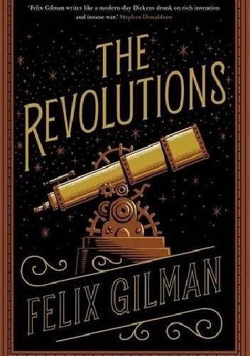 Okładka książki The Revolutions