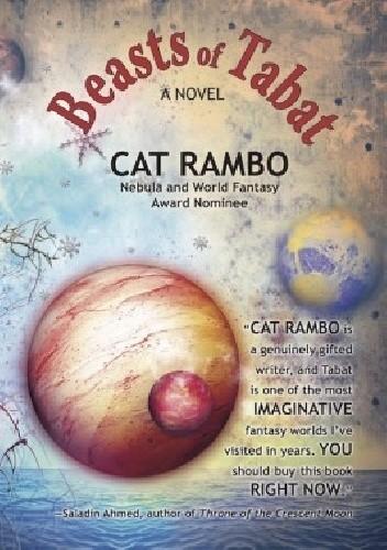 Okładka książki Beasts of Tabat