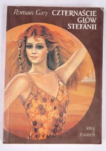 Okładka książki Czternaście głów Stefanii