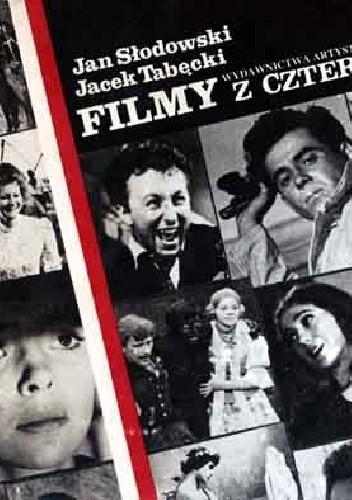 Okładka książki Filmy z czterdziestolecia