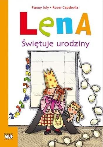Okładka książki Lena świętuje urodziny