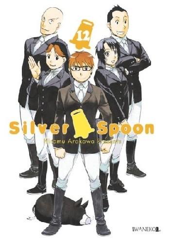Okładka książki Silver Spoon tom 12