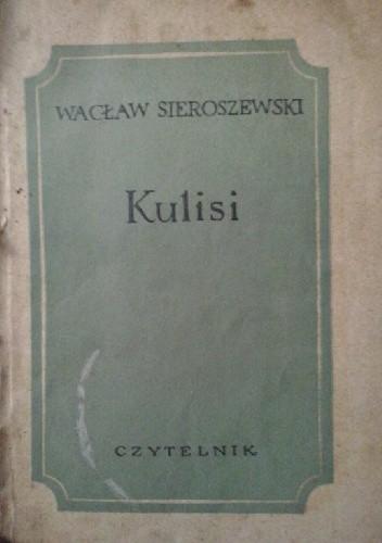 Okładka książki Kulisi