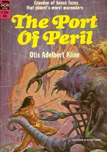Okładka książki The Port of Peri