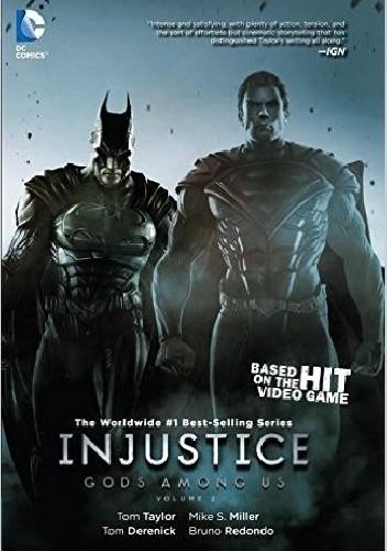 Okładka książki Injustice: Gods Among Us vol. 2