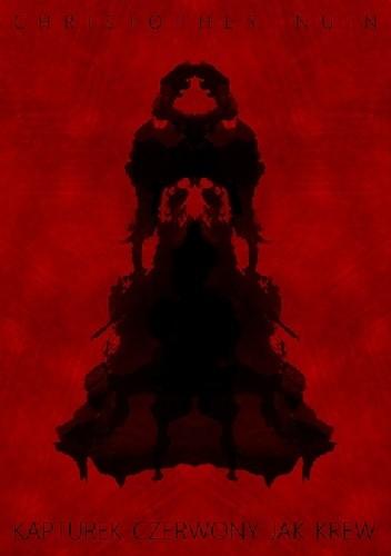 Okładka książki Kapturek czerwony jak krew