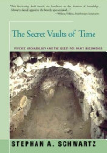 Okładka książki The Secret Vaults of Time