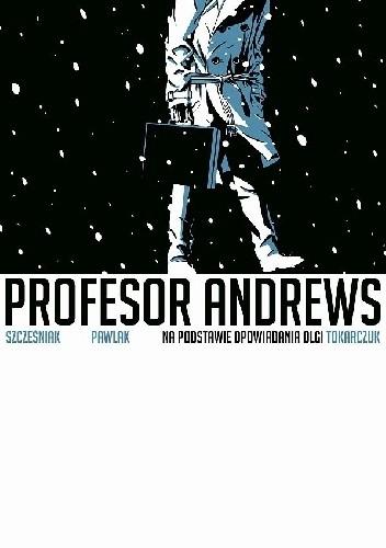 Okładka książki Profesor Andrews