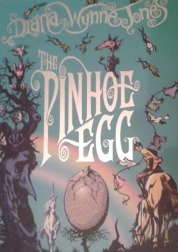 Okładka książki The Pinhoe Egg