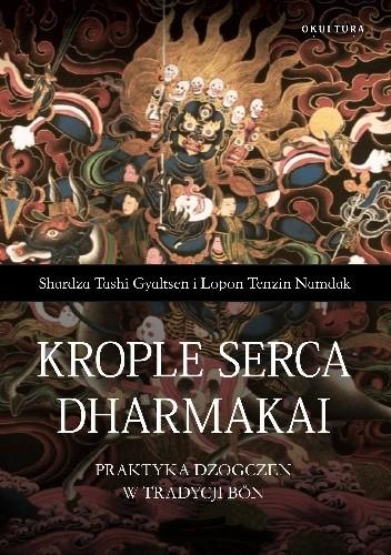 Okładka książki Krople Serca Dharmakai