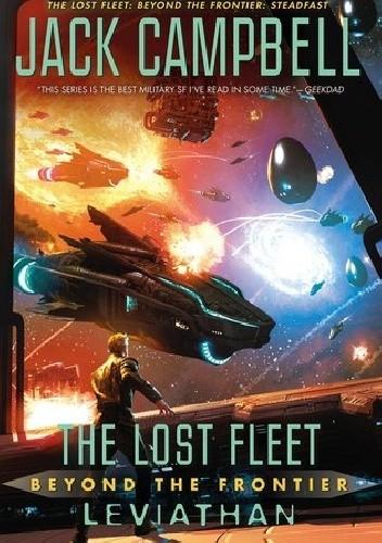 Okładka książki Beyond the Frontier: Leviathan