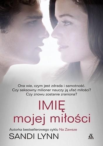 Okładka książki Imię mojej miłości