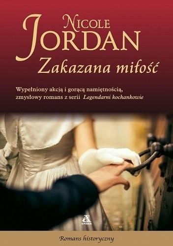 Okładka książki Zakazana miłość