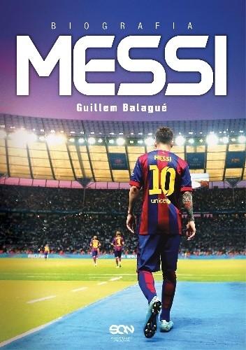 Okładka książki Messi. Biografia