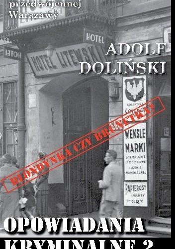 Okładka książki Opowiadania kryminalne 2