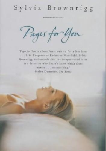 Okładka książki Pages for You