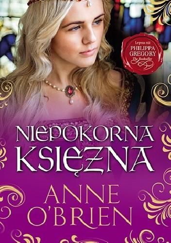 Okładka książki Niepokorna księżna