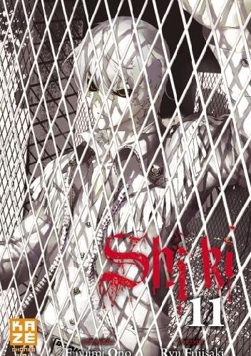 Okładka książki Shiki 11