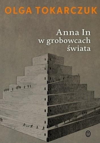 Okładka książki Anna In w grobowcach świata