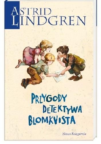 Okładka książki Przygody detektywa Blomkvista
