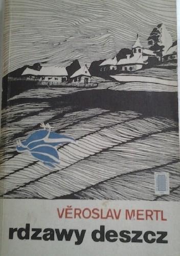 Okładka książki Rdzawy deszcz