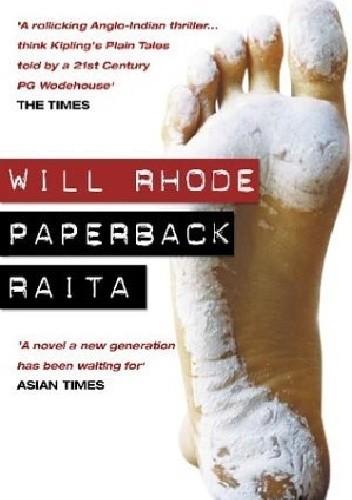 Okładka książki Paperback Raita