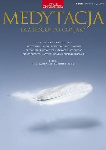 Okładka książki Medytacja - Style i Charaktery nr 2/2015