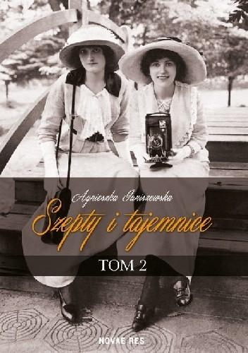 Okładka książki Szepty i tajemnice. Tom II