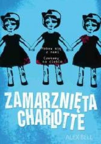 Okładka książki Zamarznięta Charlotte