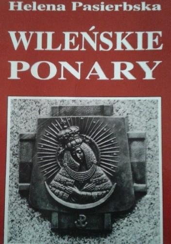 Okładka książki Wileńskie Ponary